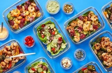 How Healthy Are Prepared Meals From Delivery Services?